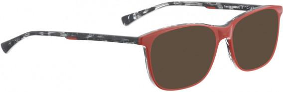 BELLINGER SENSE sunglasses in Red Pattern