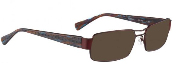 BELLINGER SCIENCE sunglasses in Aubergine