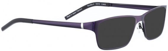 BELLINGER SANDLAU-4 sunglasses in Purple