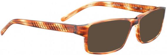 BELLINGER SALTO-2 sunglasses in Light Brown