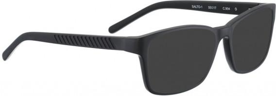 BELLINGER SALTO-1 sunglasses in Black