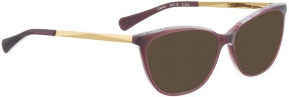 BELLINGER RAMEN sunglasses in Purple