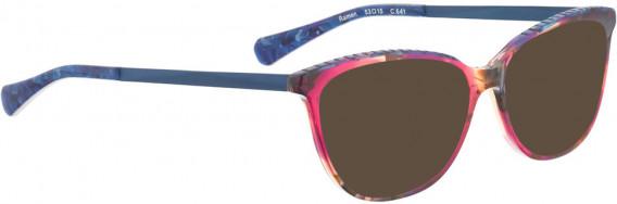 BELLINGER RAMEN sunglasses in Purple Pattern