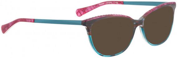 BELLINGER RAMEN sunglasses in Turquoise