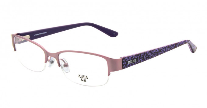 Anna Sui AS202 Glasses in Pink