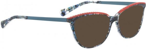 BELLINGER RAMEN sunglasses in Blue Pattern