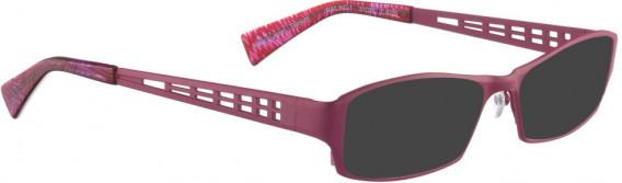 BELLINGER RAILING-1 sunglasses in Berry Red