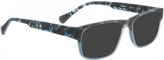 BELLINGER RAIDER sunglasses in Blue Grey