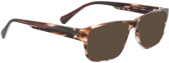 BELLINGER RAIDER sunglasses in Brown