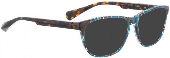BELLINGER PIT-6 sunglasses in Blue Brown