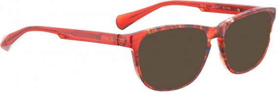 BELLINGER PIT-6 sunglasses in Red Pattern
