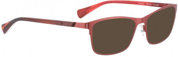 BELLINGER PHANTON sunglasses in Red