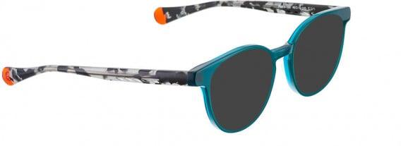 BELLINGER PATROL-100 sunglasses in Green