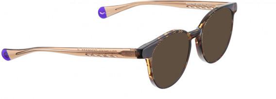 BELLINGER PATROL-100 sunglasses in Brown Pattern