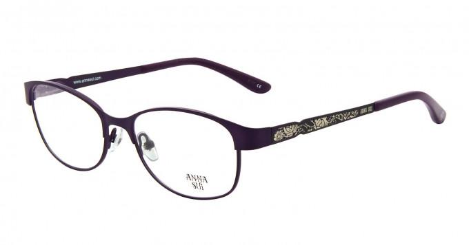 Anna Sui AS203 Glasses in Purple