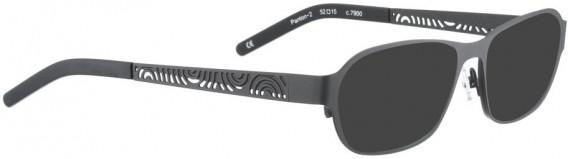 BELLINGER PANTON-2 sunglasses in Dark Grey