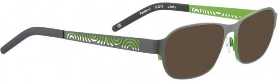 BELLINGER PANTON-2 sunglasses in Green