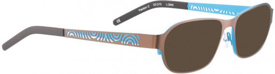 BELLINGER PANTON-2 sunglasses in Mocca
