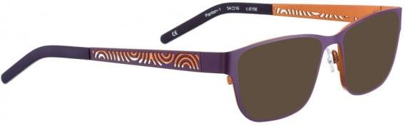 BELLINGER PANTON-1 sunglasses in Lavender