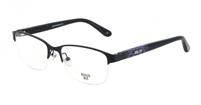 Anna Sui AS204 Glasses in Black
