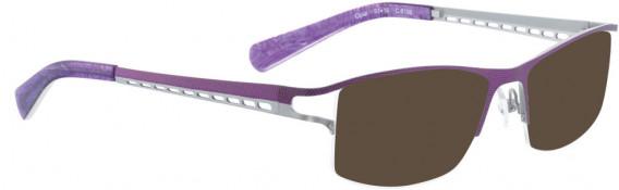 BELLINGER OPAL sunglasses in Purple