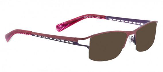 BELLINGER OPAL sunglasses in Red Pearl