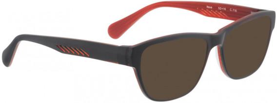 BELLINGER NOVA sunglasses in Grey