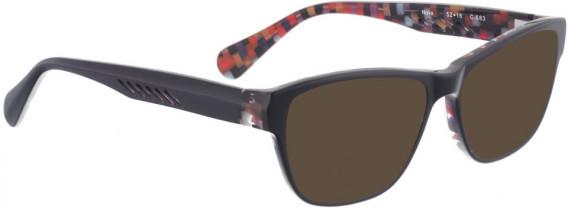 BELLINGER NOVA sunglasses in Purple Pattern
