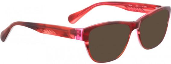 BELLINGER NOVA sunglasses in Red