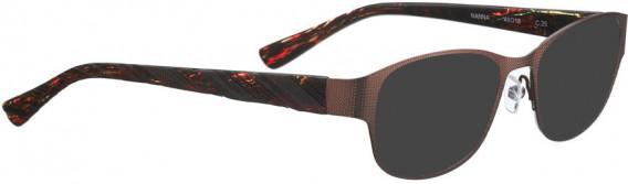 BELLINGER NANNA sunglasses in Brown