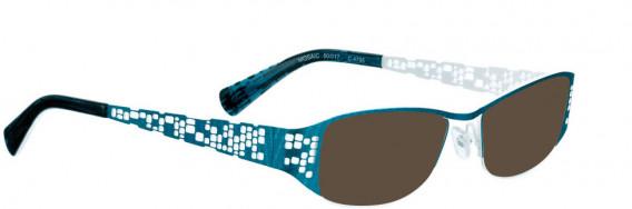 BELLINGER MOSAIC sunglasses in Petroleum