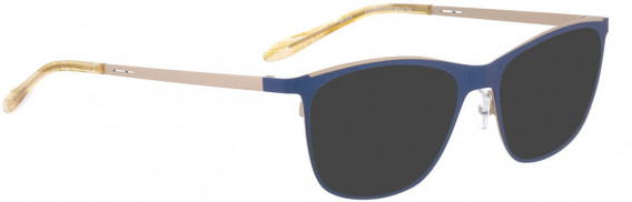 BELLINGER MISTY sunglasses in Matt Blue