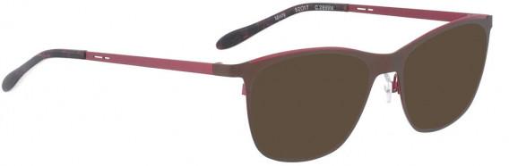 BELLINGER MISTY sunglasses in Matt Brown