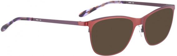 BELLINGER MISTY sunglasses in Red