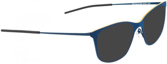 BELLINGER LESS-TITAN-5932 sunglasses in Blue