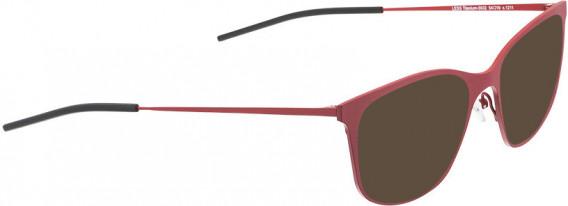 BELLINGER LESS-TITAN-5932 sunglasses in Red
