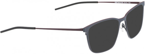 BELLINGER LESS-TITAN-5931 sunglasses in Grey