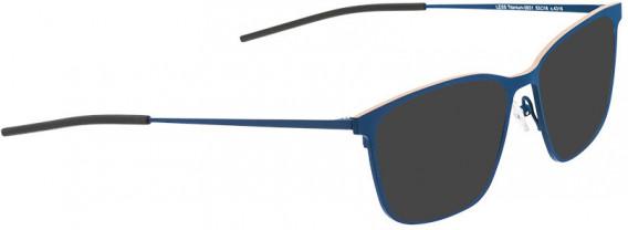 BELLINGER LESS-TITAN-5931 sunglasses in Blue