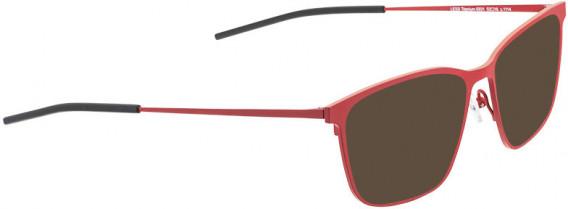 BELLINGER LESS-TITAN-5931 sunglasses in Red