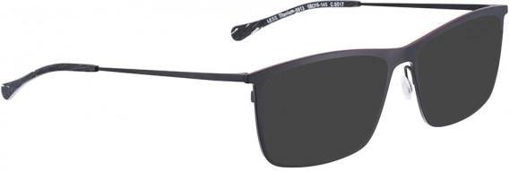 BELLINGER LESS-TITAN-5913 sunglasses in Black