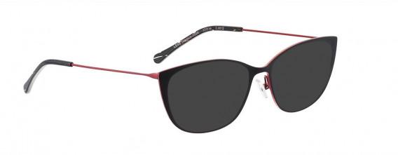 BELLINGER LESS-TITAN-5894 sunglasses in Black