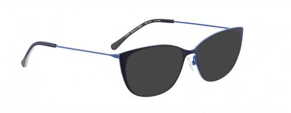 BELLINGER LESS-TITAN-5894 sunglasses in Blue Purple