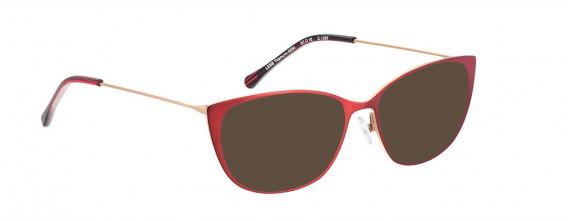 BELLINGER LESS-TITAN-5894 sunglasses in Red