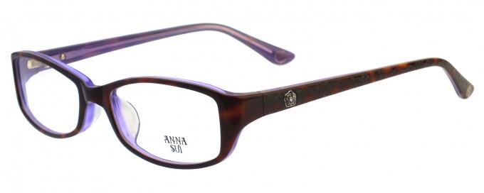 Anna Sui AS571 Glasses in Demi