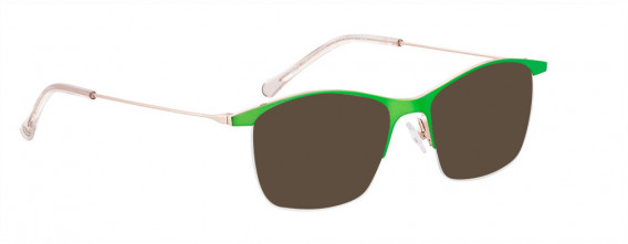 BELLINGER LESS-TITAN-5892 sunglasses in Green