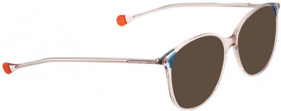 BELLINGER LESS-ACE-2012 sunglasses in Rose Transparent