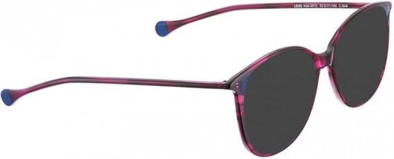 BELLINGER LESS-ACE-2012 sunglasses in Purple Pattern