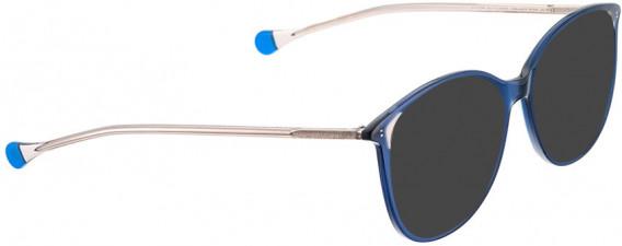 BELLINGER LESS-ACE-2012 sunglasses in Blue Transparent