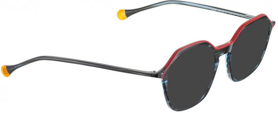 BELLINGER LESS-ACE-2010 sunglasses in Blue Pattern