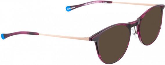 BELLINGER LESS2013 sunglasses in Purple Pattern